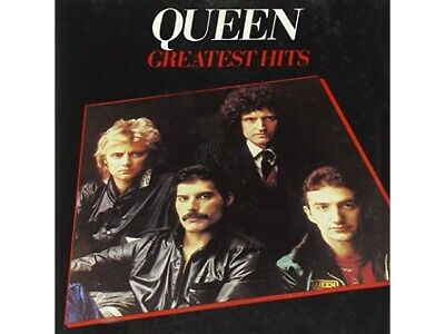 Greatest Hits [Audio CD] Queen - AKZEPTABEL