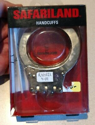 Safariland Handcuffs With Key Hinged Oversized