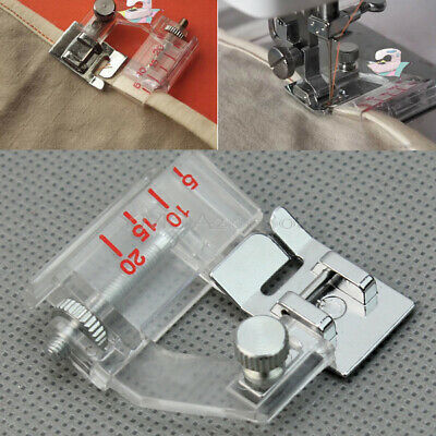 Fashion Adjustable Presser Foot Feet For Sliding Bobbin Of Sewing Machines