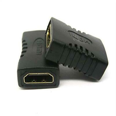 HDMI Mini Male/ HDMI Female To Female Joiner Coupler Converters Extender Adapter