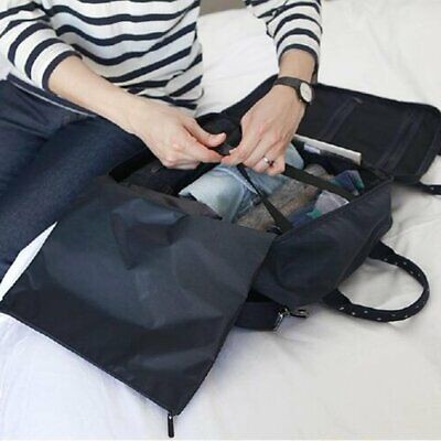 Portable Luggage Handbag Multifunctional Travel Storage Bag Shoulder Bag☼~♌
