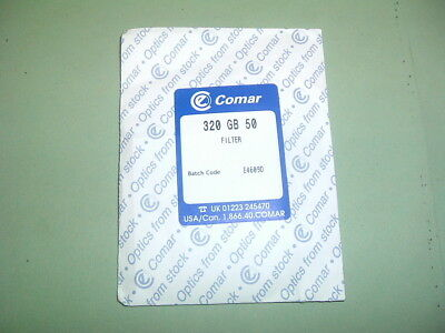 Comar.............................320 Gb 50 Filter , ...........  New.. Packaged