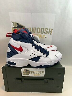 0371f6bfc4fb3 Nike X Kith Air maestro II Friends And Family Size 9.5 Super Rare White Red
