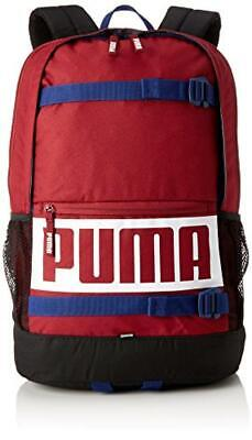 e07951818c PUMA DECK BACKPACK Zaino Bag Borsa Zainetto Nero Giallo Tracolla ...