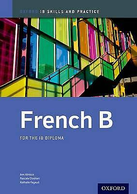 FRENCH B, Oxford, Very Good condition, Book
