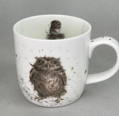 Royal Worcester Wrendale Designs - What A Hoot - Mug