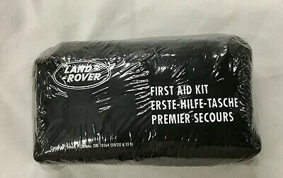 New Genuine Land Rover First Aid Kit - Vplcs0319