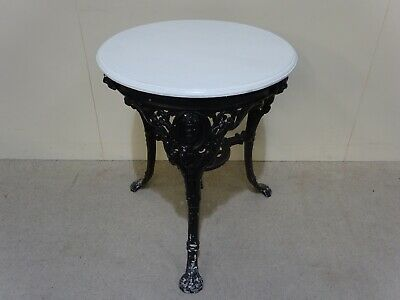 Cast Base Pub Table Choice Of 3 Antique Victorian Design Garden Table