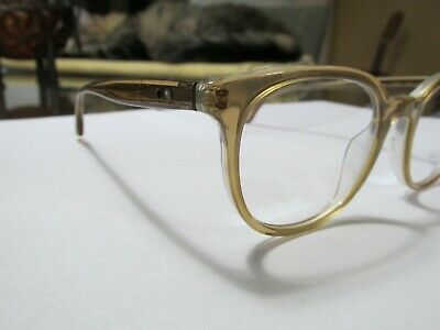 8d64ca24800 New Paul Smith Pm 8209 1394 Brown Eyeglasses Authentic Frame Rx Pm8209 50-20