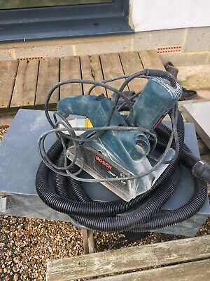 BOSCH GNF20CA WALL CHASER 110V With Case & Hose