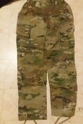 ARMY OCP SCORPION W2 MULTICAM  PANTS TROUSERS COMBAT 28 short  used