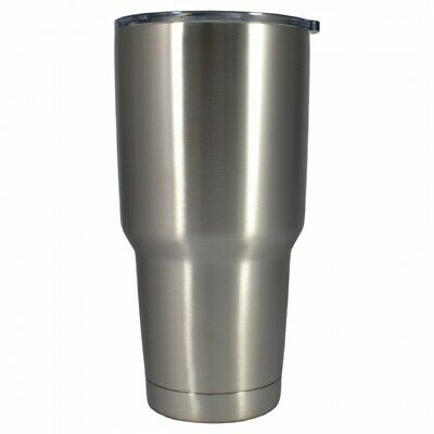 sublimation ready, insulated tumbler, 30 oz polar camel with lid
