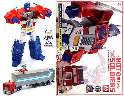 NEW SEALED Ratchet Transformers Mech Planet Hot Soldiers HS08 Ambulance