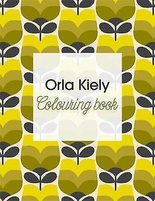 Orla Kiely Colouring Book (Paperback) Book