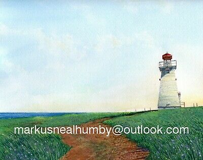 """Limited Edition Print - """"Tryon Lighthouse"""""""