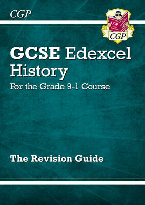 New GCSE History Edexcel Revision Guide - for the Grade 9-1 Course (Hardback)