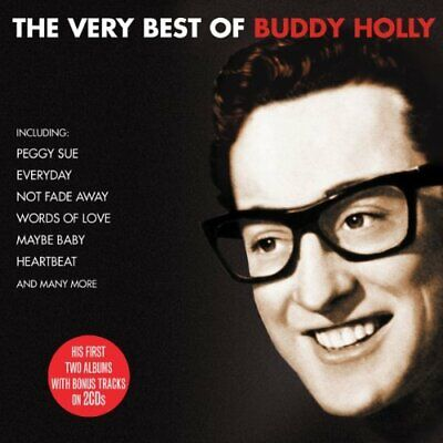 Buddy Holly-The Very Best Of Cd New