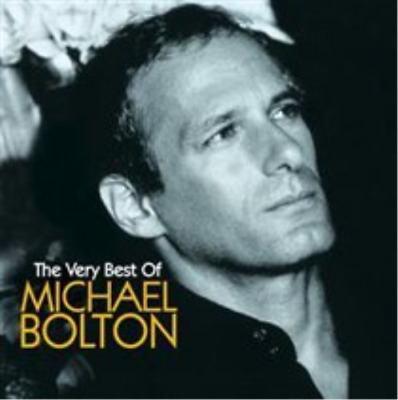 Michael Bolton-The Very Best Of CD NEW