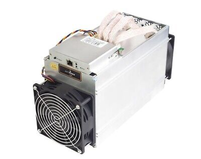 Antminer L3+ 504 mh/s Boxed And Sealed
