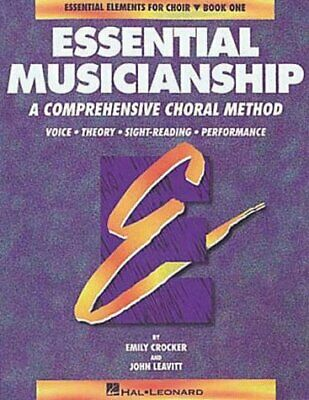 Hal Leonard 00960121 Essential Musicianship for Band French Horn