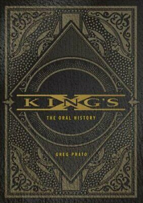 KING'S X The Oral History by Greg Pato 9781911036432 (Paperback, 2019)