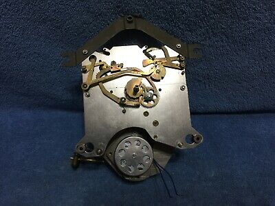 Seth Thomas Electric Clock movement mantel Westminster Chime