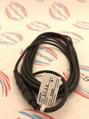 Omron Zx-Xc4A Photoelectric Sensor Extension Cable,  4M Length