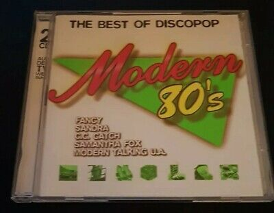 Modern 80's - The best of Discopop - 40 Tracks - Do-CD