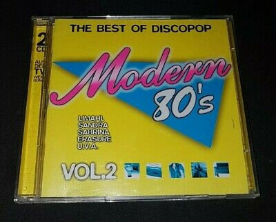 Modern 80's - The best of Discopop - Vol. 2 - 40 Tracks - Do-CD
