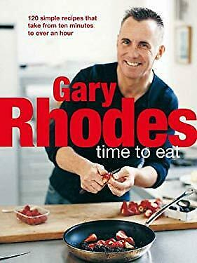 Time to Eat by Rhodes, Gary-ExLibrary