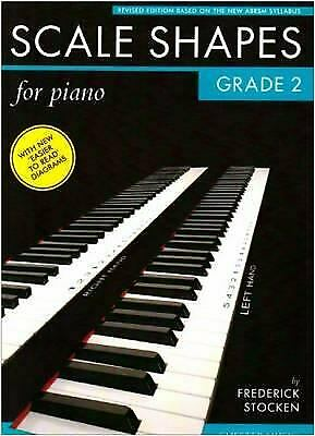 Scale Shapes for Piano Grade 2 Revised by Stocken, Frederick-ExLibrary