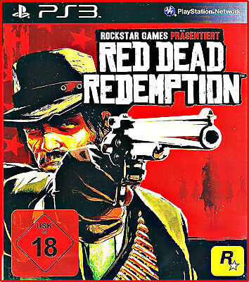 Sony PS3 Red Dead Redemption + Mappa/Poster di Rockstar Games