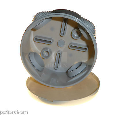 Small round 80mm junction box rubber grommets IP44 outdoor electrical outdoor