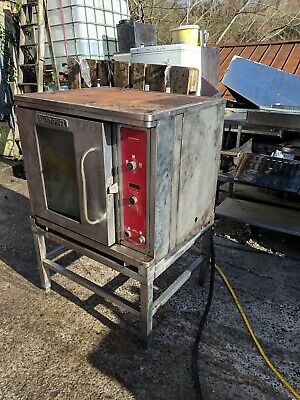 3phs Electric Convection Oven Blodgett Stainless Steel Commercial Catering