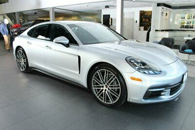 2018 Porsche Panamera  2018 Hatchback Used Intercooled Turbo Premium Unleaded V-6 3.0 L/183 Automatic