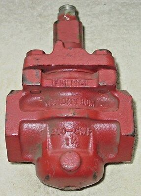 Rock Well - Nordstrom 200-CWP Plug Valve - 1 1/2 inch