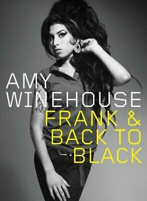 Amy Winehouse - Frank / Back to Black (Deluxe Edition) - Amy Winehouse CD ICVG