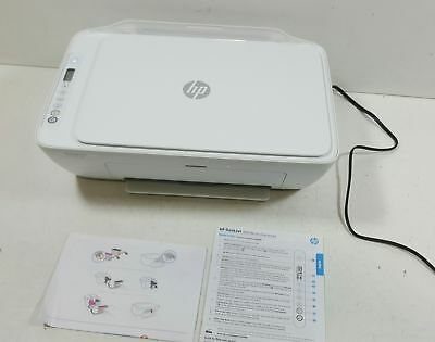For HP DeskJet 2655 All-in-One Compact Printer, White