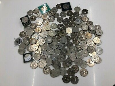 Bulk Lot 4.5KG of British Commemorative crowns  - Lot 600