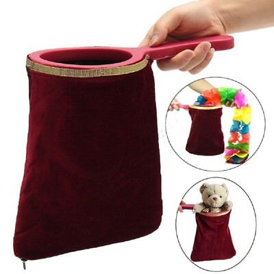 Magical Props Change Bag Magic Make it Appear or DisappearFor Magic Tricks 1PC