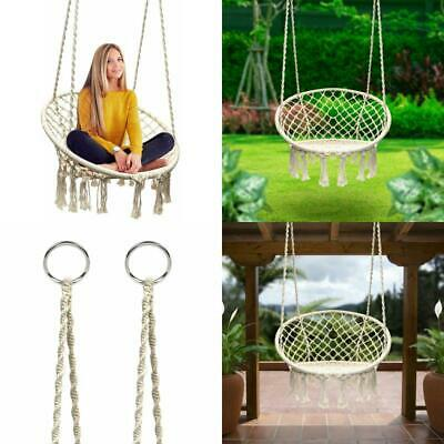 Sorbus Hammock Chair Macrame Swing 265 Pound Capacity Perfect For