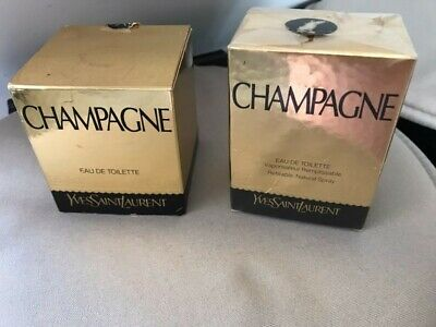 Lot de 2 flacons EDT Champagne YSL 50 et 20ml