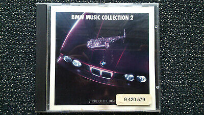 BMW 5er E34 : BMW MUSIC COLLECTION 2 / STRIKE UP THE BAND - BMW MUSIK CD 1988