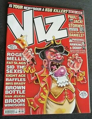 Viz Magazine Issue 275 - May 2018