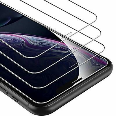 UNBREAKcable iPhone XR Screen Protector [3Pack], 9H Hardness Tempered Glass for