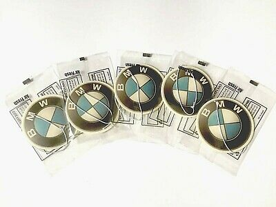 Bmw Car Logo Air Freshener Double Sided (DEAL!!!!! 5 for £10.00)