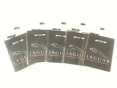 JAGUAR X Type S Type XF XE XJ F TYPE Car Air Freshener (DEAL!!!!! 5 for £10)