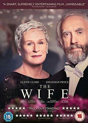 The Wife [DVD] - DVD  2LVG The Cheap Fast Free Post
