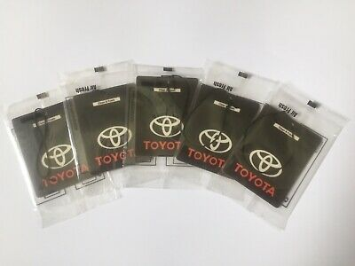 Toyota Car Air-fresheners (DEAL!!!!! 5 for £10.00)