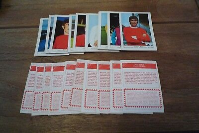 Nabisco Footballers Football Cards from 1970 - VGC! - Pick The Cards You Need!